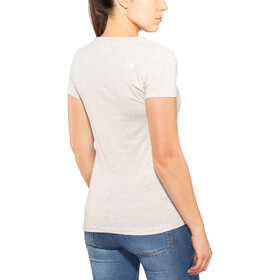 The North Face Simple Dome t-shirt Dames, wild oat heather